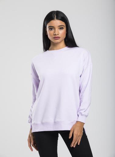 Take7 Sweatshirt Lila